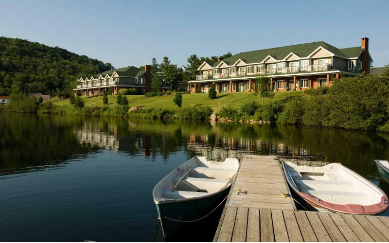 hotel con encanto parque le mauricie montreal quebec