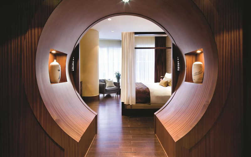 hotel de lujo en toronto