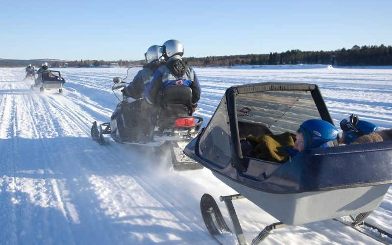 salida en motos de nieve (2)
