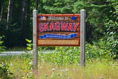 viaje alaska skagway