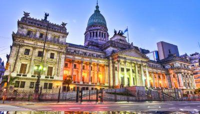 buenos aires avenida de mayo viaje argentina