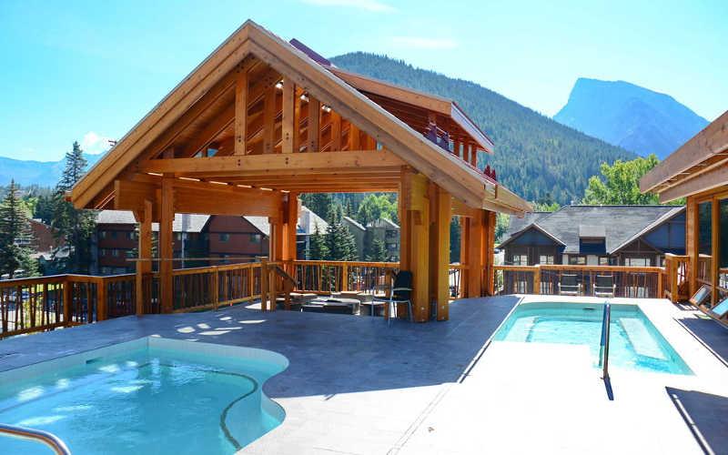 hotel suite banff canada