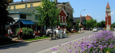visitar niagara on the lake canada