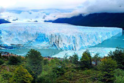 viaje argentina glaciares