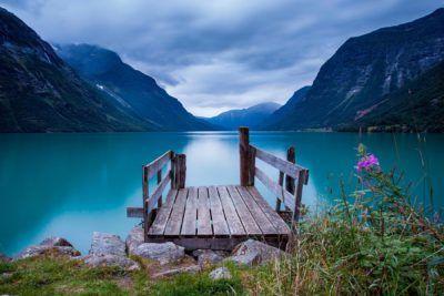 viajes por los fiordos de noruega