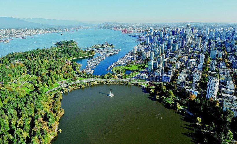 Un día en Vancouver