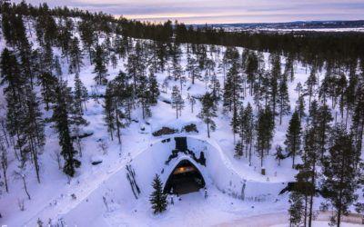Santapark en Rovaniemi