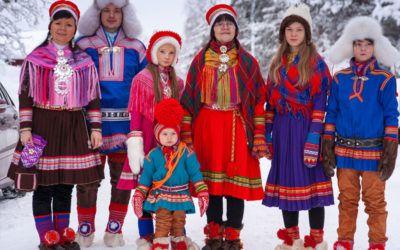 Los indígenas samis de Laponia Noruega